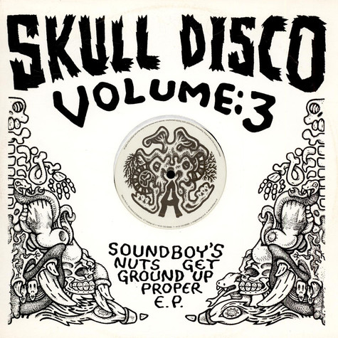 Appleblim & Shackleton - Soundboy's bones get buried in the dirt Volume 3