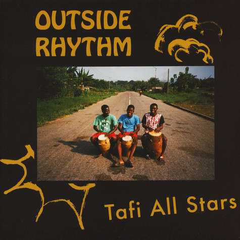 Tafi All Stars - Outside Rhythm LP