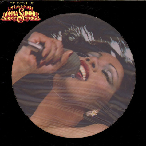 Donna Summer - The Best Of Live And More
