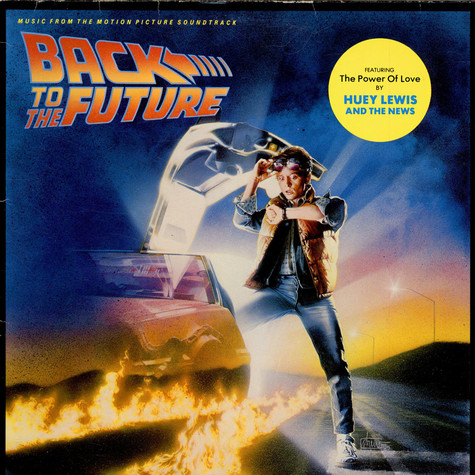 V.A. - OST Back To The Future