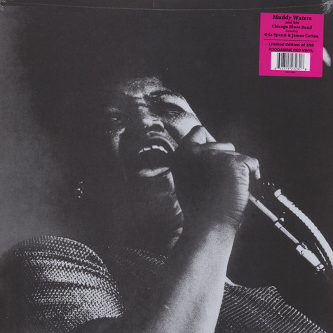 Big Mama Thornton - Big Mama: The Queen At Monterey Red Vinyl Edition