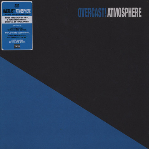 Atmosphere - Overcast! 20th Anniversary Edition