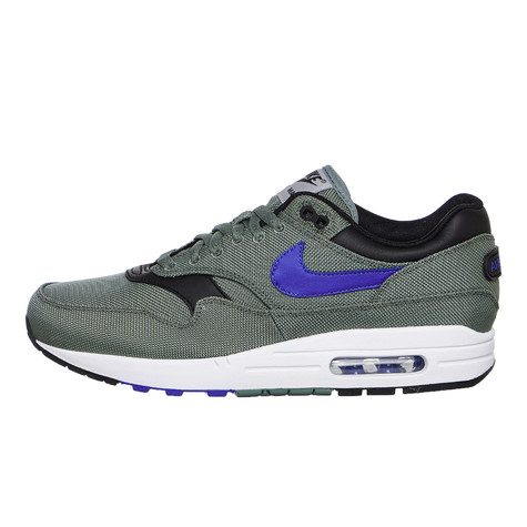 2be19846dee0 Nike - Air Max 1 Premium (Clay Green   Hyper Royal   White   Black ...