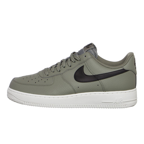 nike air force 1 '07 (dark stucco / nero / bianco hhv vertice)