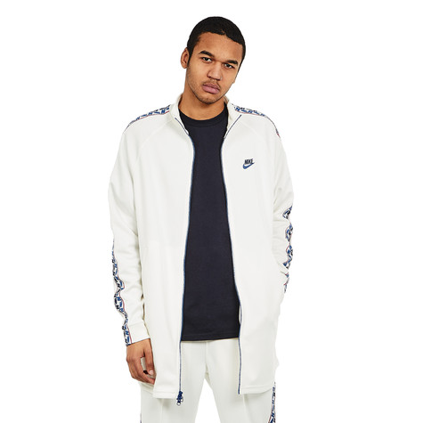 cffea62be Nike - NSW Taped Track Jacket Poly (Sail / Gym Blue / Obsidian) | HHV