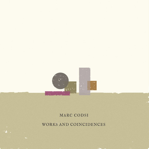 Marc Codsi - Works And Coincidences