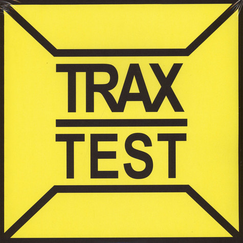 V.A. - Trax Test Excerpts From The Modular Network 1981-1987