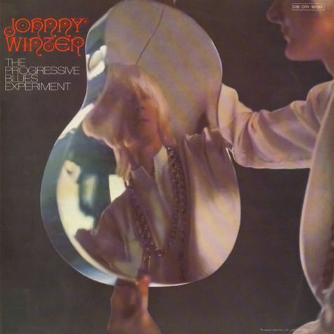 Johnny Winter - The Progressive Blues Experiment