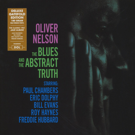 Oliver Nelson - The Blues And The Abstract Truth Gatefold Sleeve Edition