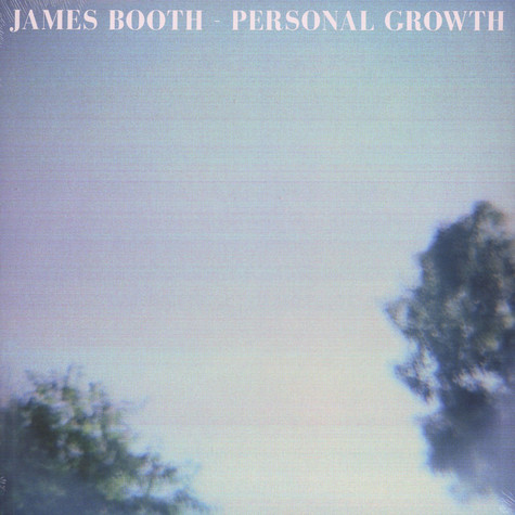 James Booth - Personal Growth
