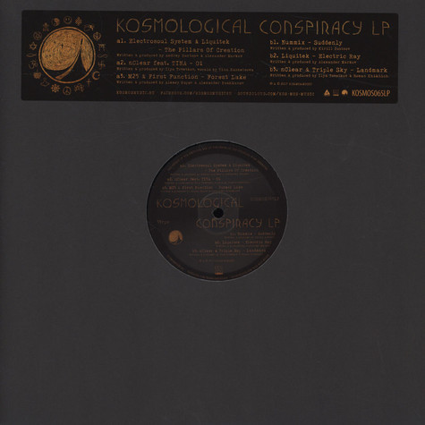 V.A. - Kosmological Conspiracy