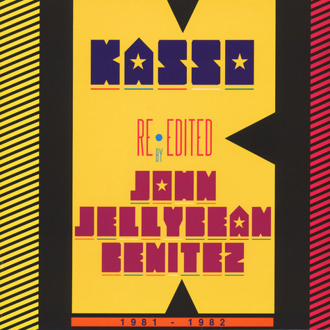 Kasso - Kasso Re-edited By John Jellybean Benitez