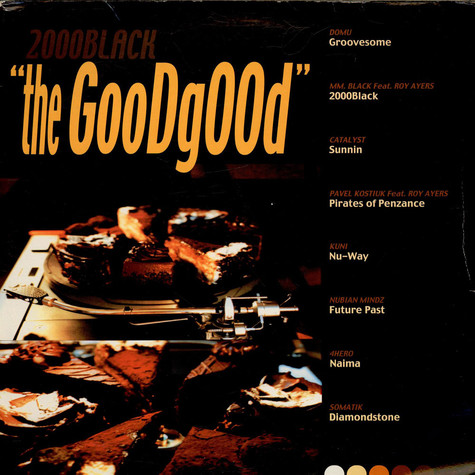 V.A. - 2000 Black: The Good Good