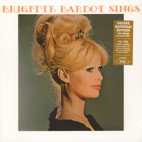 Brigitte Bardot - Sings Gatefold Sleeve Edition