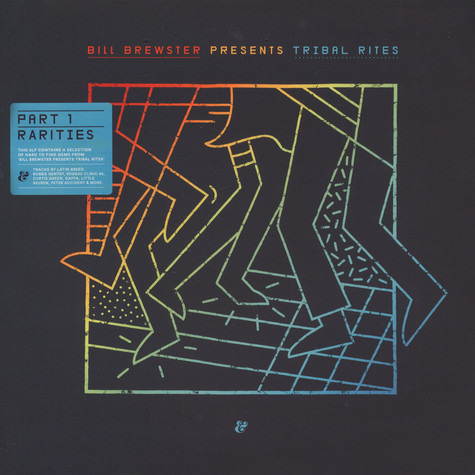 Bill Brewster - Tribal Rites Part 1