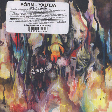 Forn & Yautja - Split Single