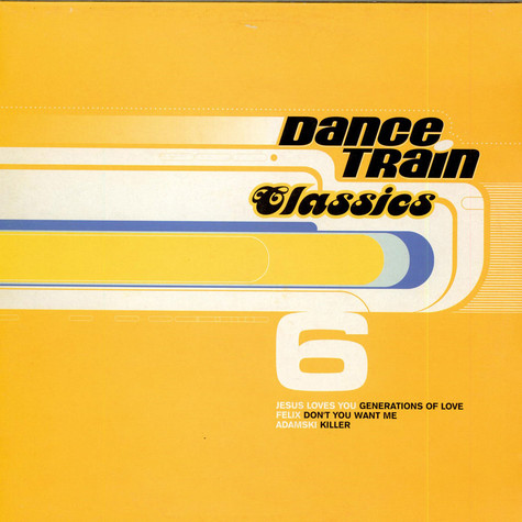 V.A. - Dance Train Classics Vinyl 6
