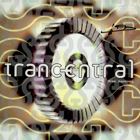 V.A. - Trancentral Volume Three: Mainlining