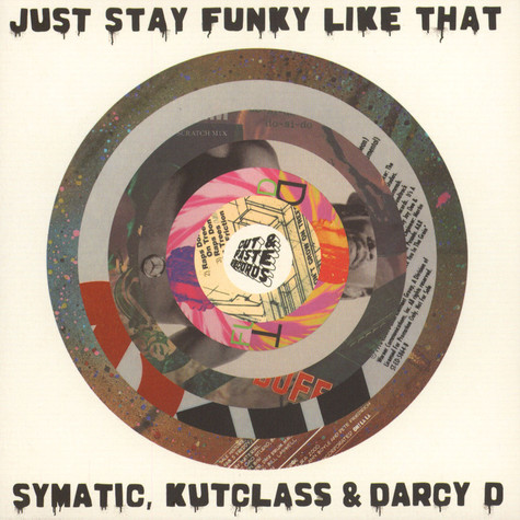 V.A. - Just Stay Funky Like That Black Vinyl Edition