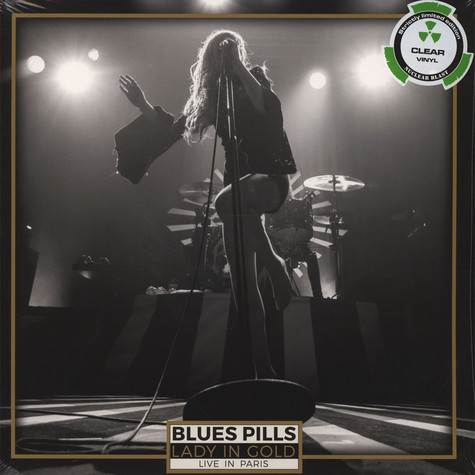 Blues Pills - Live In Paris Clear Vinyl Edition
