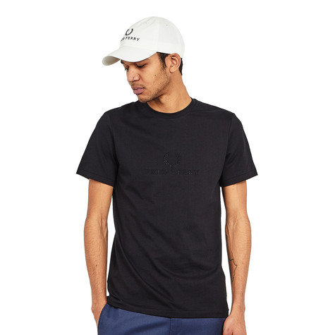 Fred Perry - Tonal Embroidered T-Shirt