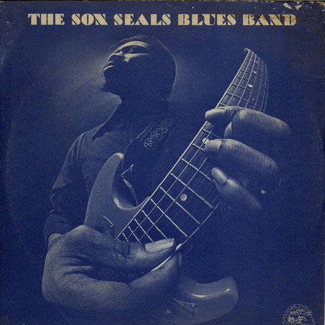 Son Seals Blues Band, The - The Son Seals Blues Band