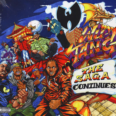 Wu-Tang Clan - The Saga Continues Box Set