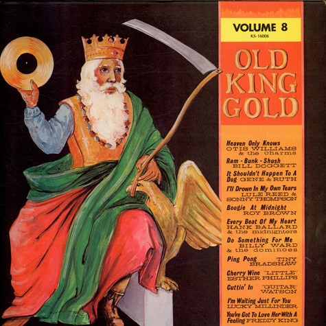 V.A. - Old King Gold Volume 8