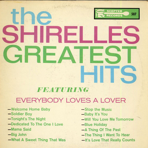 Shirelles, The - The Shirelles' Greatest Hits