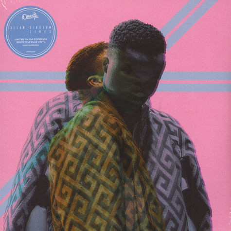Allan Kingdom - Lines Colored Vinyl Edition