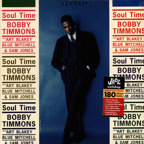 Bobby Timmons - Soul Time