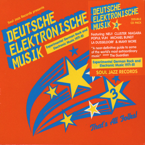 Deutsche Elektronische Musik - Volume 3 - Experimental German Rock And Electronic Music 1971-81