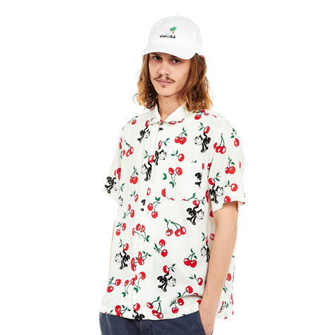 HUF x Felix The Cat - Felix Cherry Woven Shirt