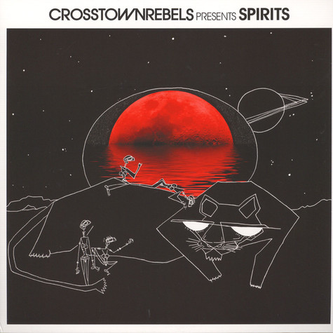 V.A. - Crosstown Rebels presents Spirits
