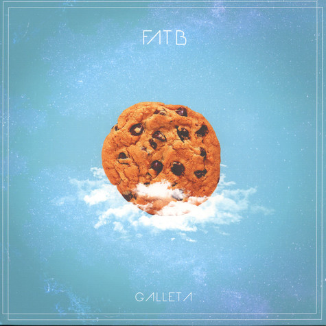 FatB - Galleta Black Vinyl Edition