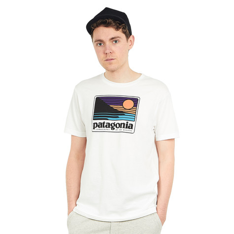 Patagonia - Up & Out Organic T-Shirt
