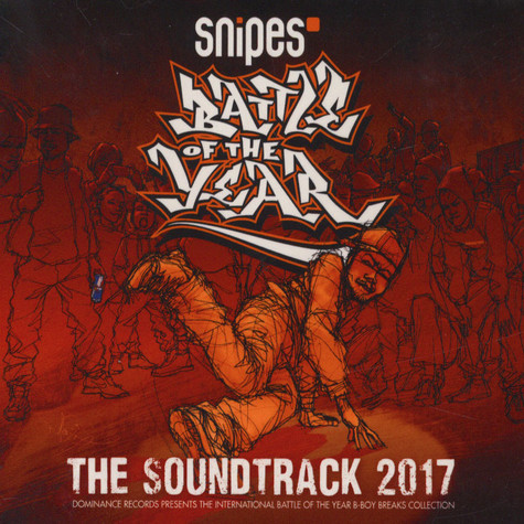 Battle Of The Year - The Soundtrack 2017