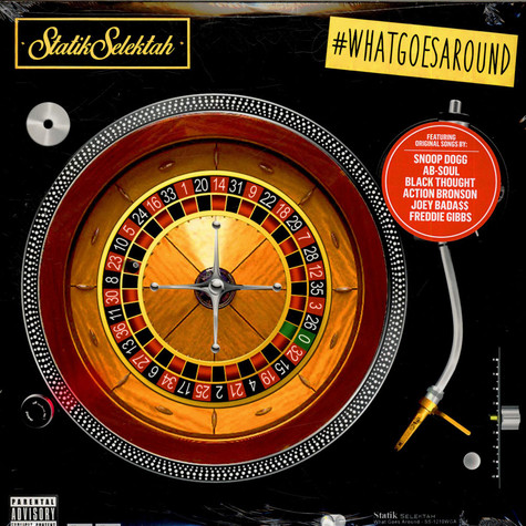 DJ Statik Selektah - What Goes Around