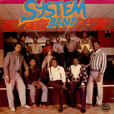 System Band - Machiavel