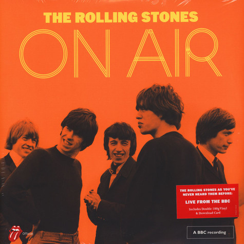 Rolling Stones, The - On Air