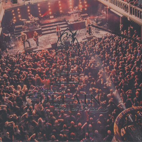 Delain - A Decade of Delain-Live at Paradiso (3LP Vinyl)