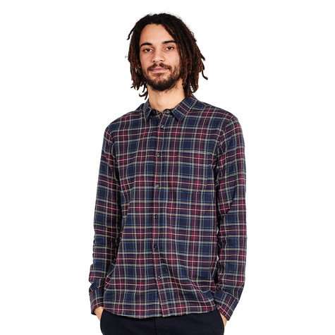 Cleptomanicx - Plaid 2 Shirt