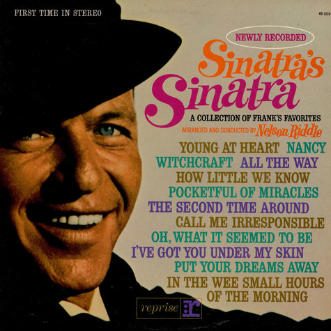 Frank Sinatra - Sinatra's Sinatra (A Collection Of Frank's Favourites)