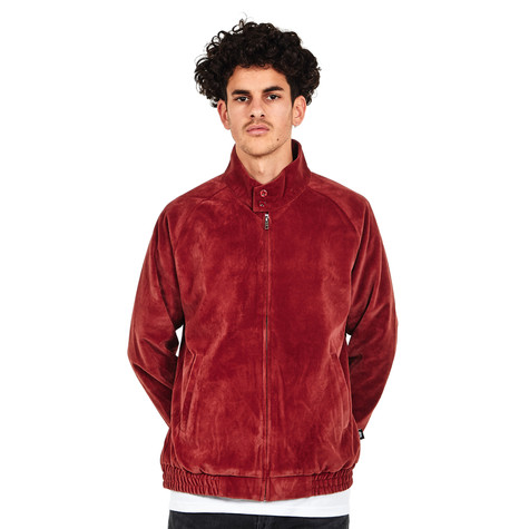 Stüssy - Velvet Harrington Jacket