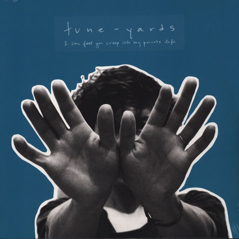 Tune-Yards - I Can Feel You Creep Into My Private Life Black Vinyl Edition