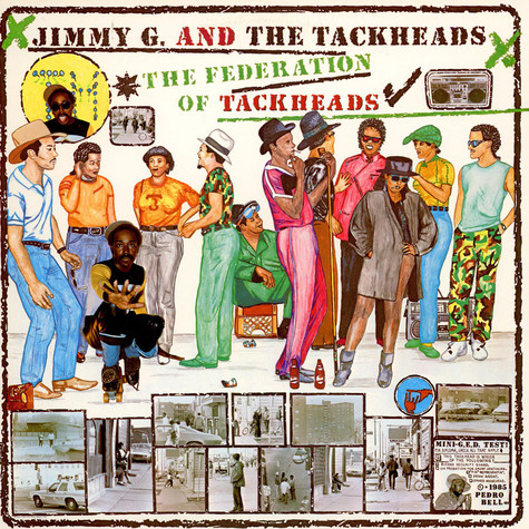 Jimmy G. & The Tackheads - The Federation Of Tackheads