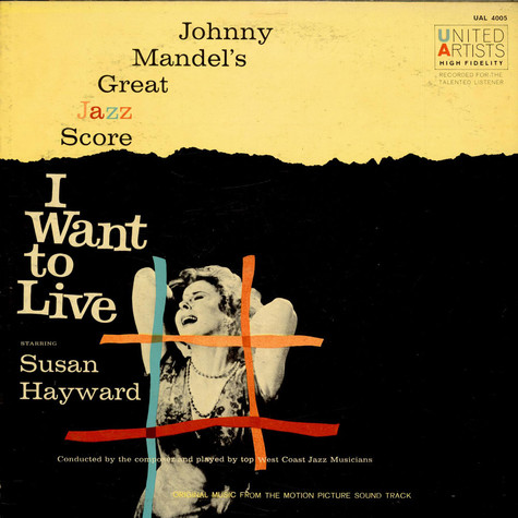 Johnny Mandel - OST I Want To Live