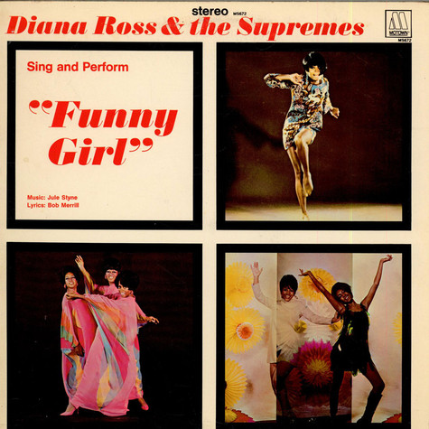 "Diana Ross & The Supremes - Sing And Perform ""Funny Girl"""