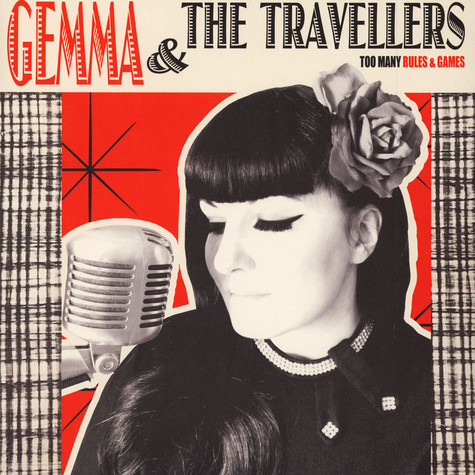 Gemma Ray & The Travellers - Too Many Rules & Games