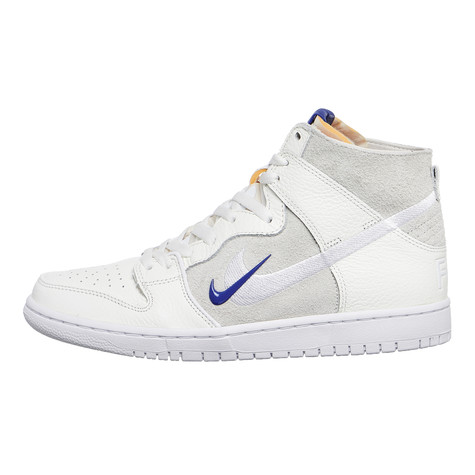 timeless design 28682 5343f ... italy nike sb x soulland. zoom dunk high pro qs sail game royal 7d53e  296e6